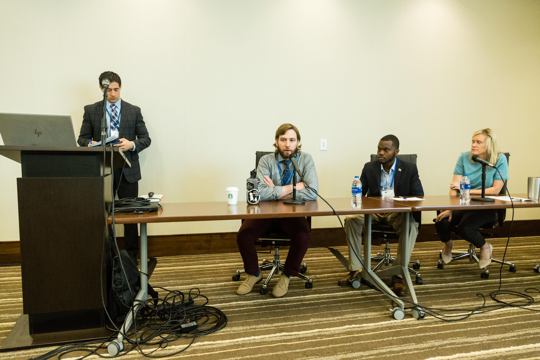 Speakers on the Social Entrepreneurship Track