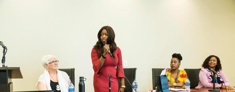 The Women Entrepreneur Panel