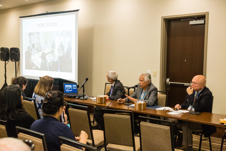 Open World Leadership Center Panel